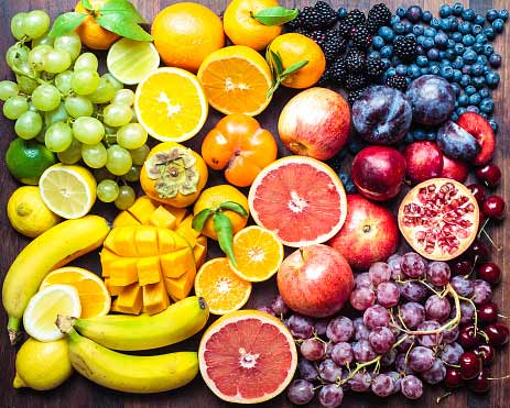 Brighten Your Health with Bright - Colored Produce