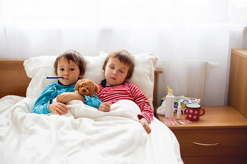5 Common Health Problems in Children and Tips to Handle Them