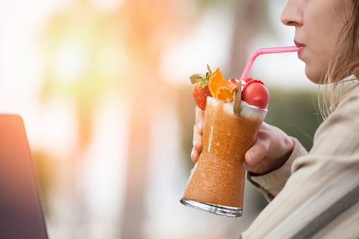 Refreshing Smoothie Recipes to Beat the Summer Heat - Direct From a Dietician