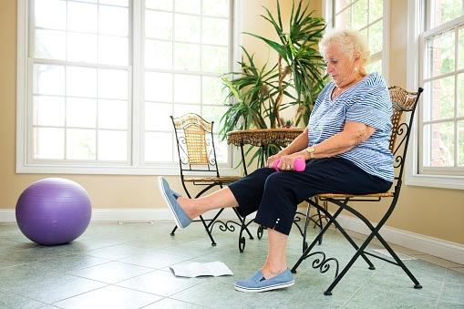 Suffering from Osteoporosis? Here are Some Exercises That You Can Do at Home