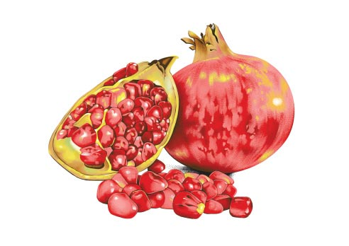 What Will Happen to Your Body If You Start Eating a Pomegranate Daily?
