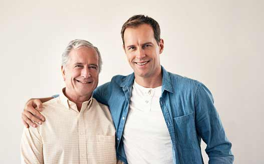 How to Help Your Dad Stay Healthy After 40