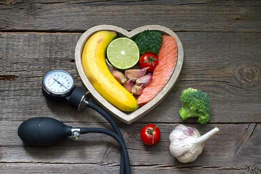 Suffering From High Blood Pressure? DASH Diet Can Help