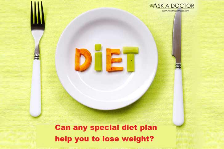 Truth or Myth: A Special Diet Plan is a Must for Weight Loss!