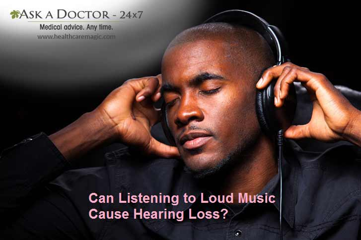 Truth or Myth: Brief Exposure to Loud Music Can Cause Hearing Loss!