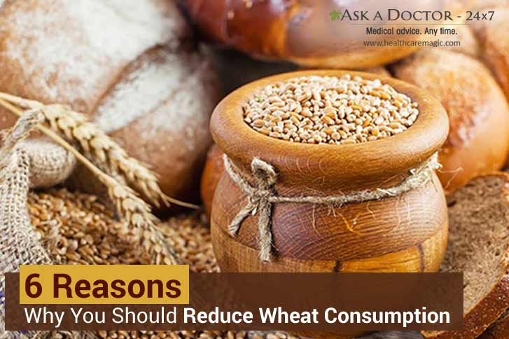 6 Reasons Why You Should Reduce Refine Wheat Consumption