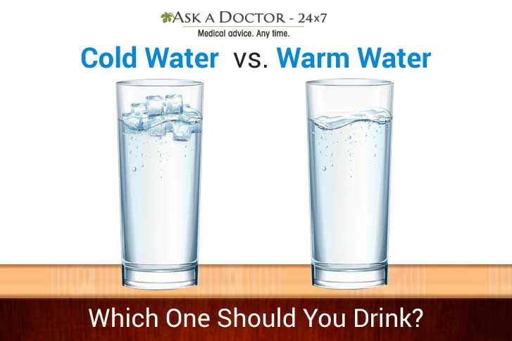 Cold Water vs. Warm Water - Which One is Harmful to Your Health?