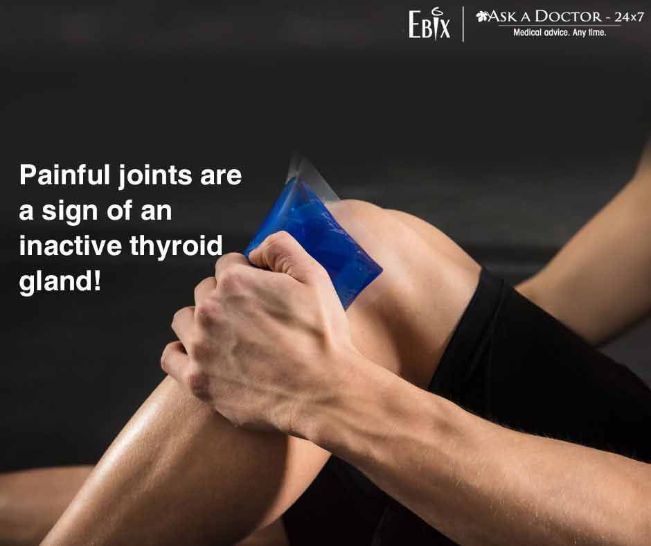 Troubled With Joint Pain Due to Hypothyroidism? Try These Steps to Get Relief!