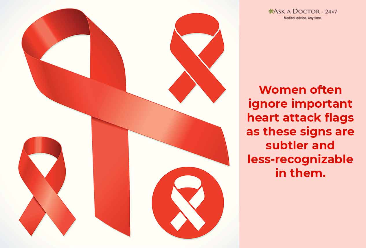 What Are the Symptoms of a Heart Attack in Women? Red Flags Women Should Recognize!