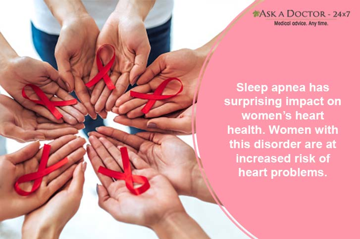 Snoring and Obstructive Sleep Apnea Hold Hidden Dangers for Women's Heart Health. Here's All You Need to Know!