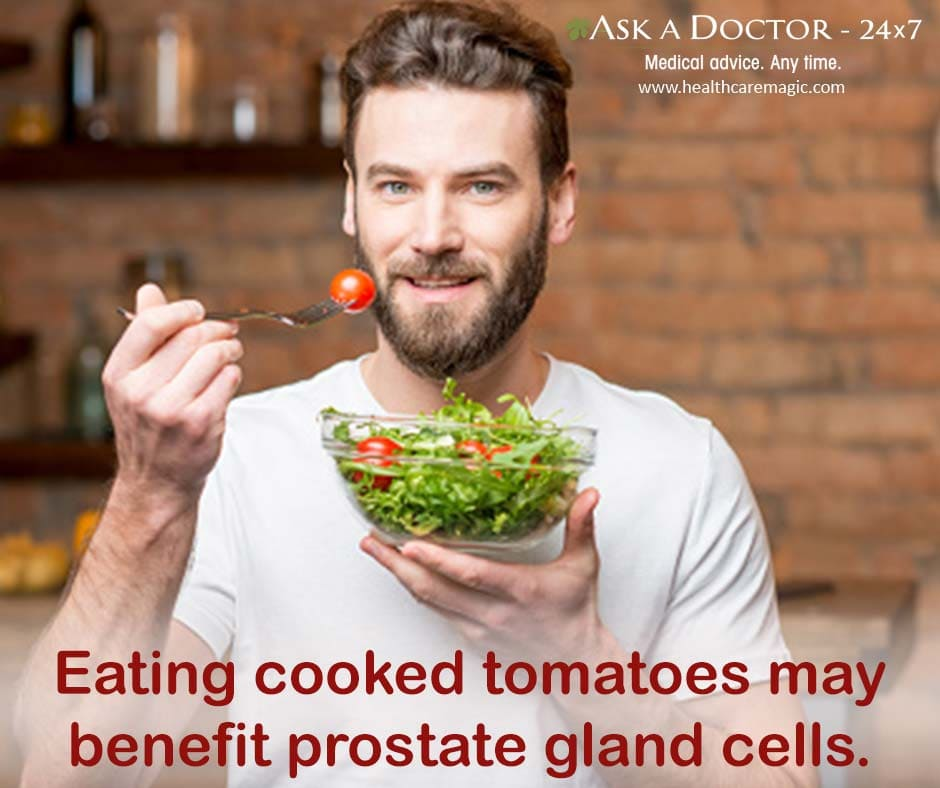 Concerned About Your Prostate Health? Make Smart Eating Choices to Reduce the Risk!