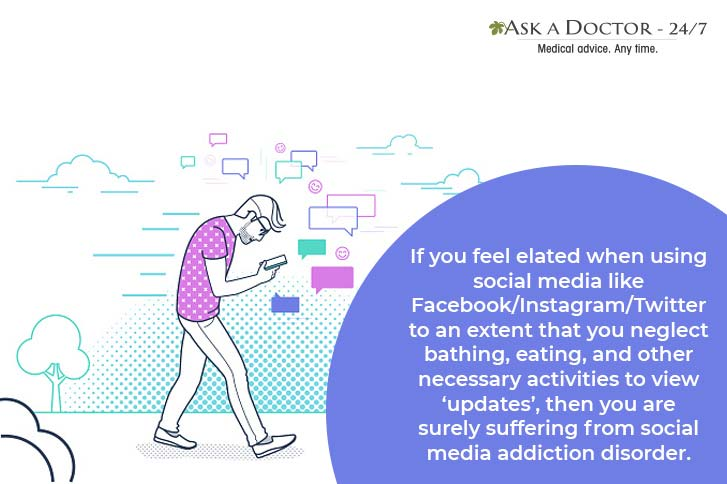 Are You a Facebook, Insta, or Twitter Addict? Recognize the Signs and Find Ways to Deal With It !!