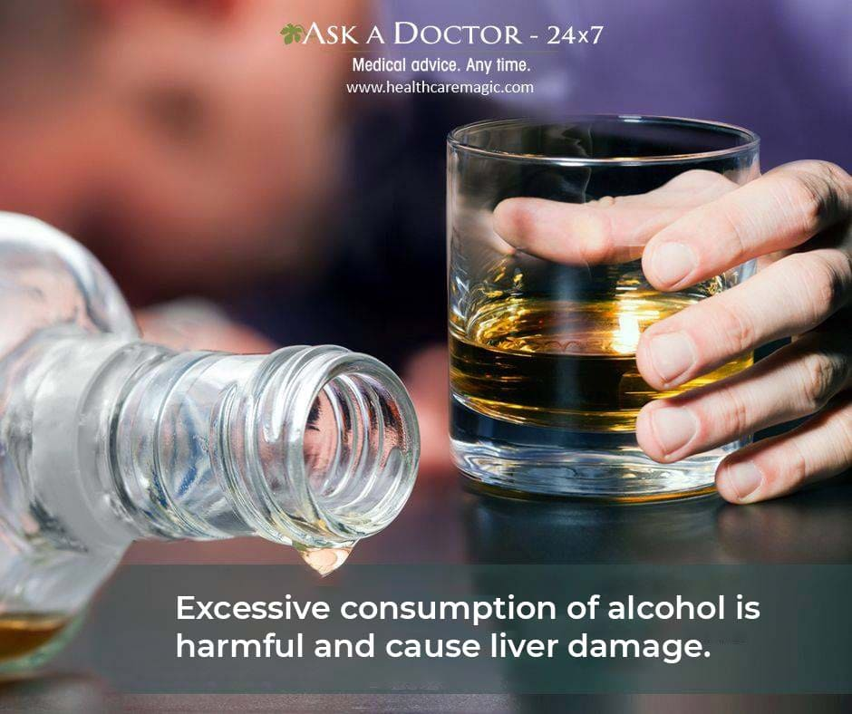 Is Drinking Alcohol To Blame for an Increase in Liver Disease? Here's What You Need to Know & Do!
