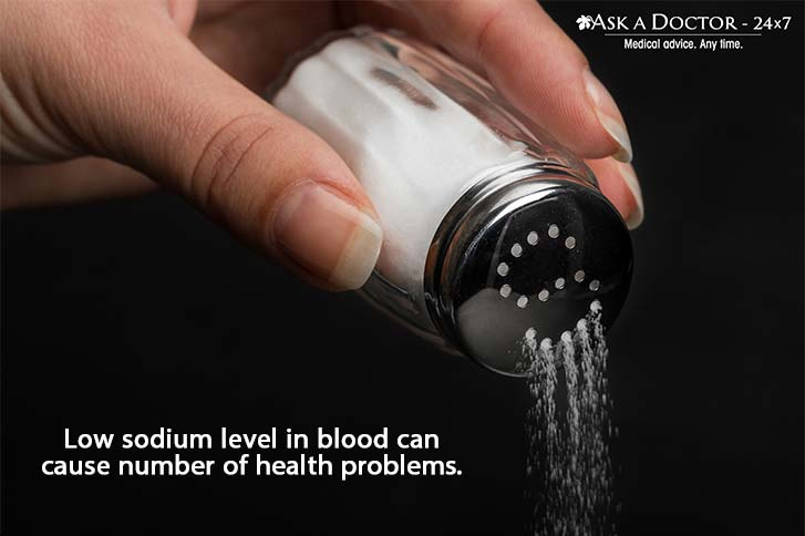 Diagnosed With Low Sodium in the Blood? Here's What You Need to Know!