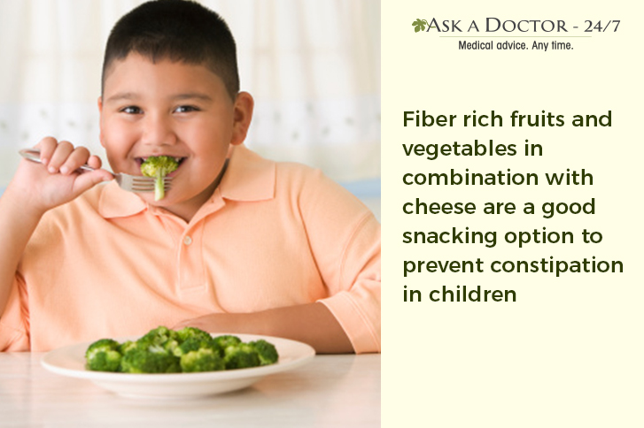 Eating Too Much Cheese Might Give Your Kids Constipation ...